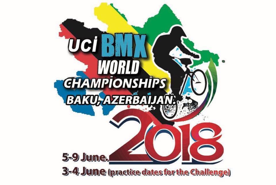 Wereldkampioenschap BMX Azerbeidzjan Baku