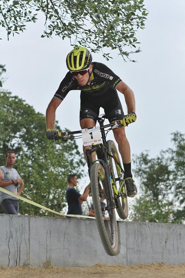 Beeldinterview met Belgisch kampioen Jens Schuermans