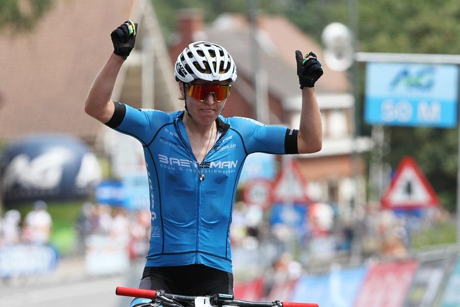 Beeldinterview met  Belgisch kampioene Githa Michiels