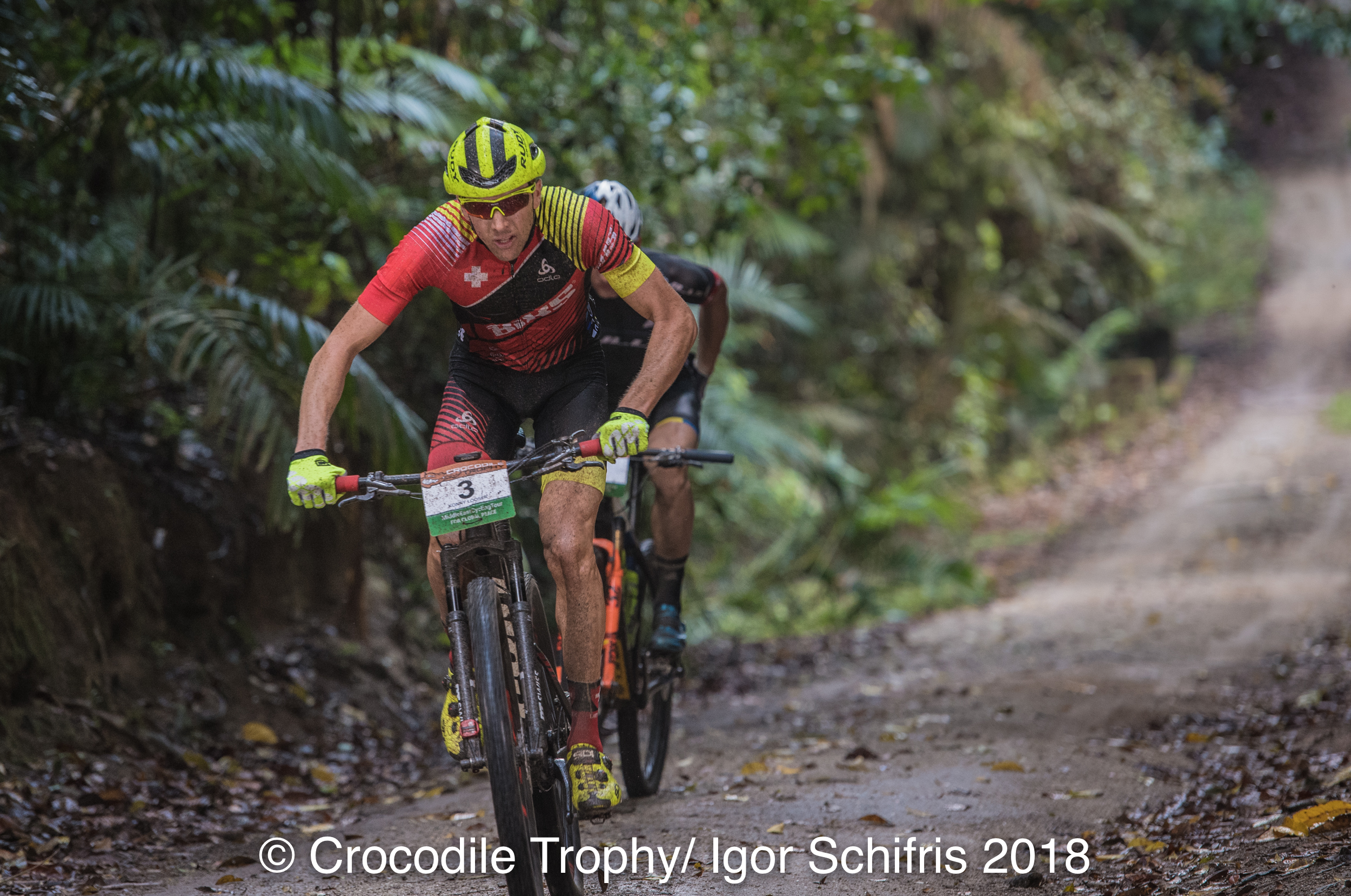 Kenny Looser en Sarah White winnen in tweede rit Crocodile Trophy