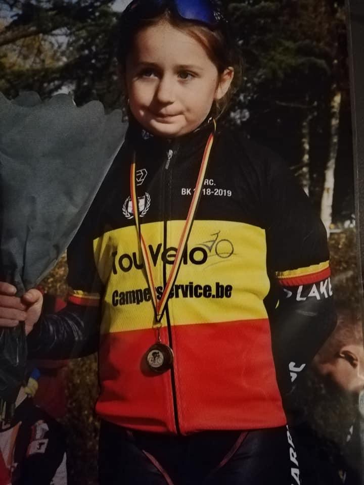 Belgische titel voor Lore De Geest in Bornem