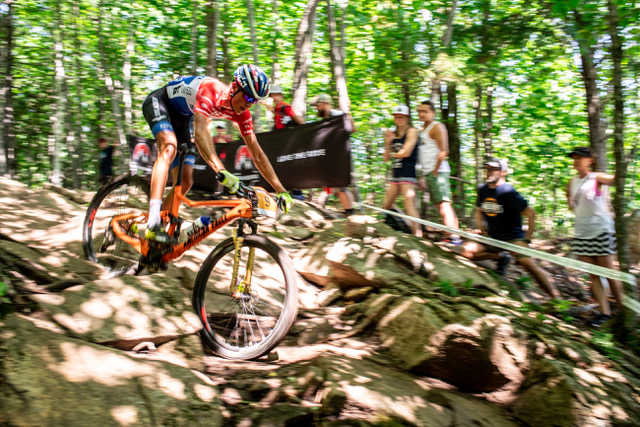 David Nordemann verlengt contract tot Tokio bij CST Sandd American Eagle MTB Racing Team.