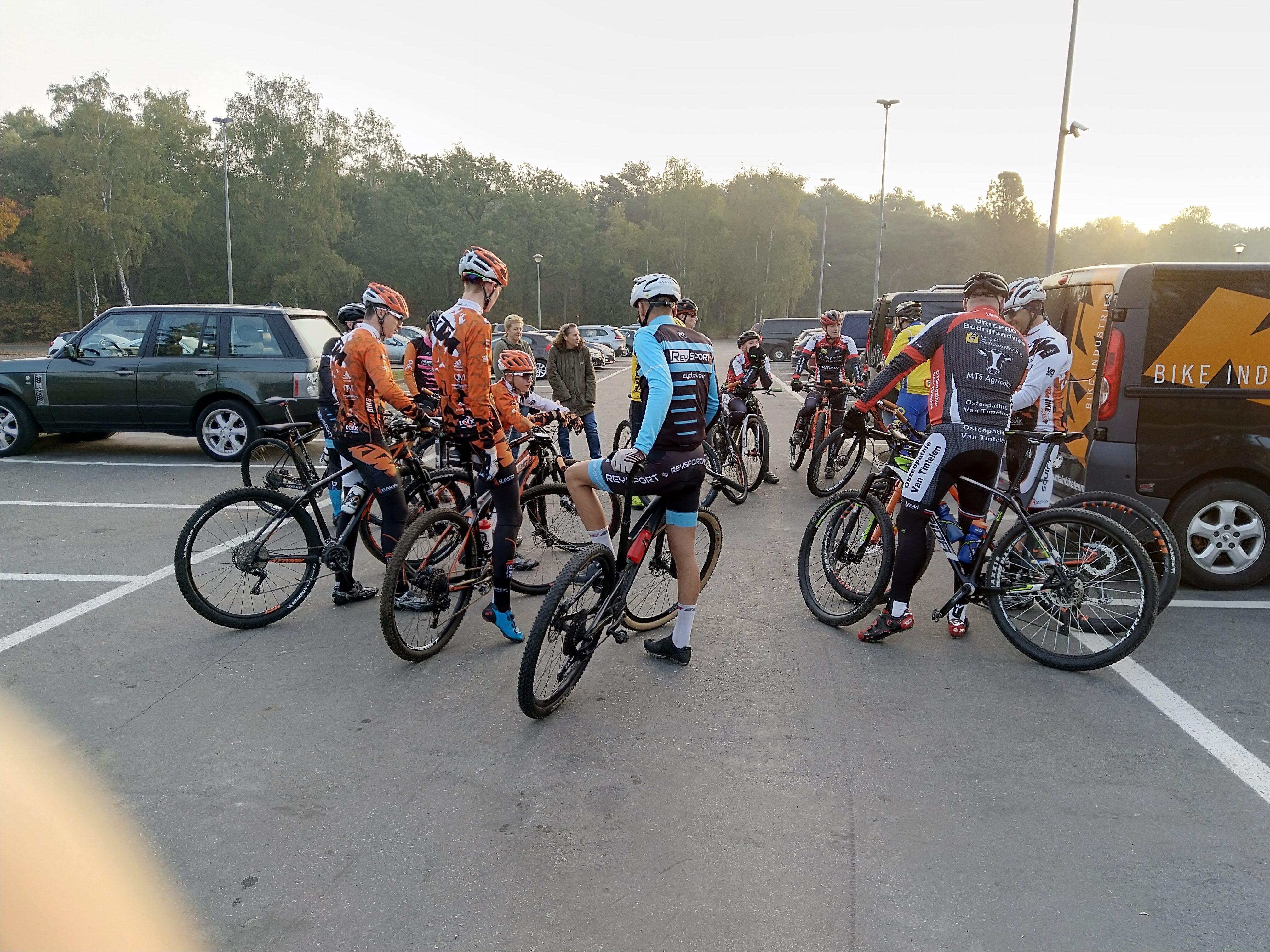 KTM Bikevision kick-off 2019