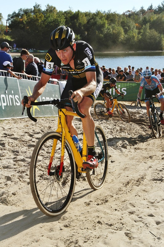 Toon Aerts wint Koppenbergcross