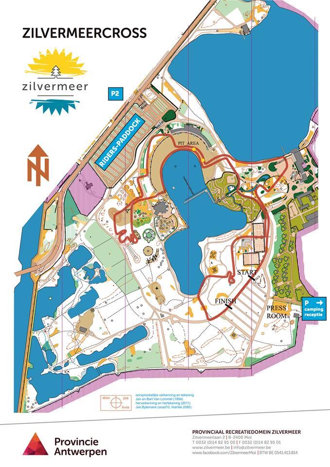 Zilvermeercross Mol