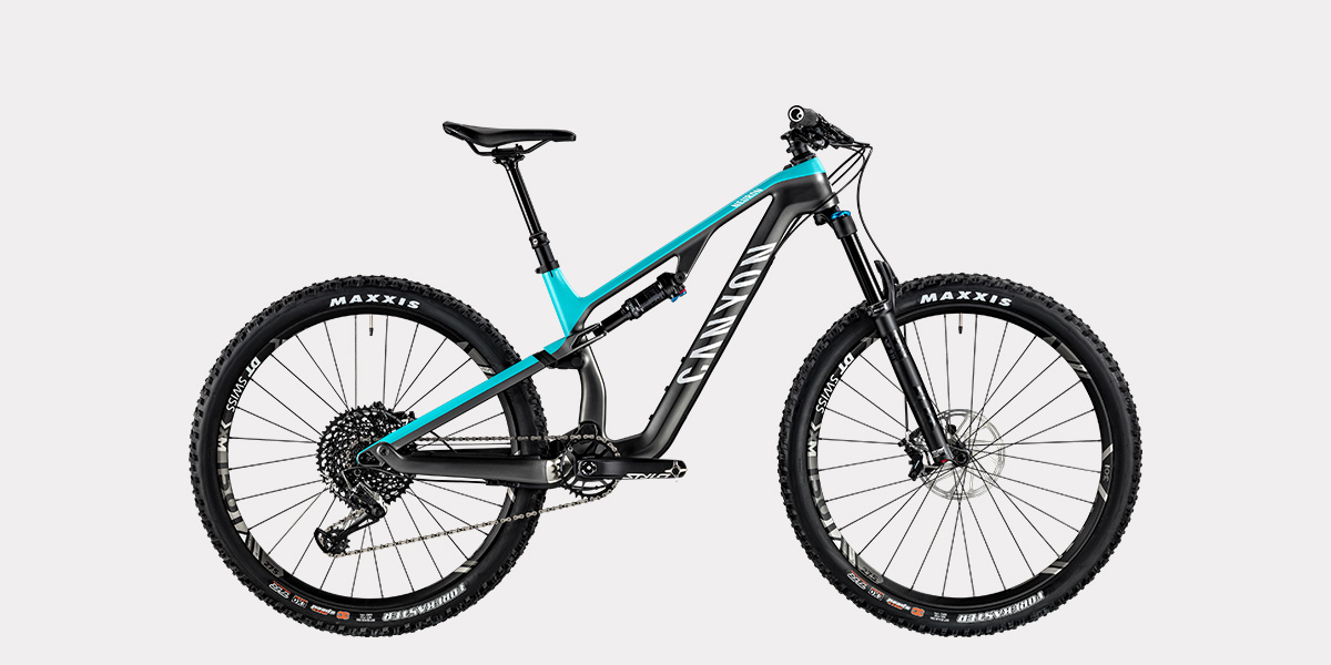 De Canyon Neuron CF is ultieme allrounder
