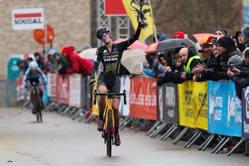 Ellen Van Loy outstanding in Hasselt