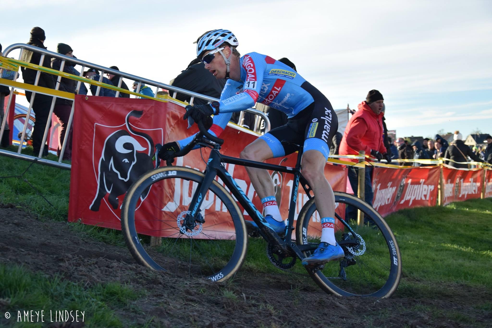 Kevin Pauwels pakt winst in Soudal Classic te Hasselt