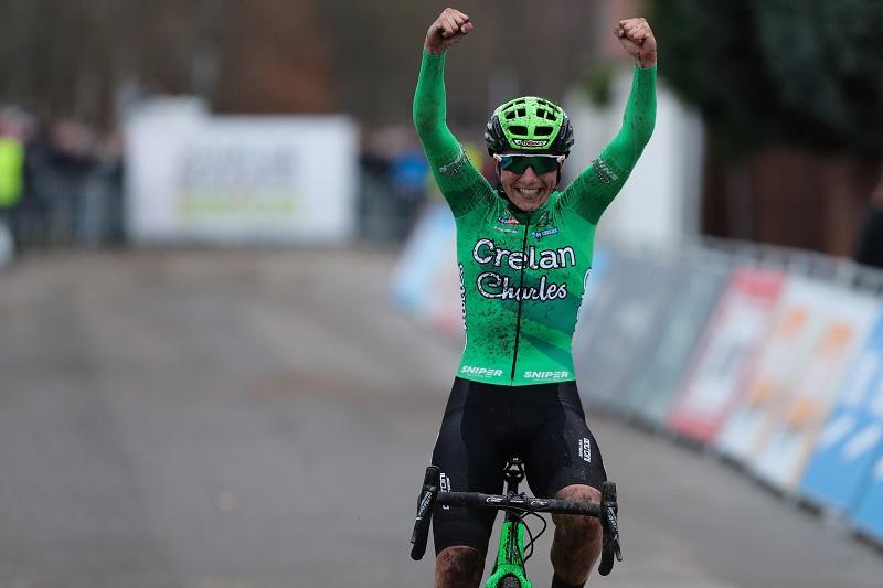 Eerste overwinning van het seizoen voor Maud Kaptheijns in Essen