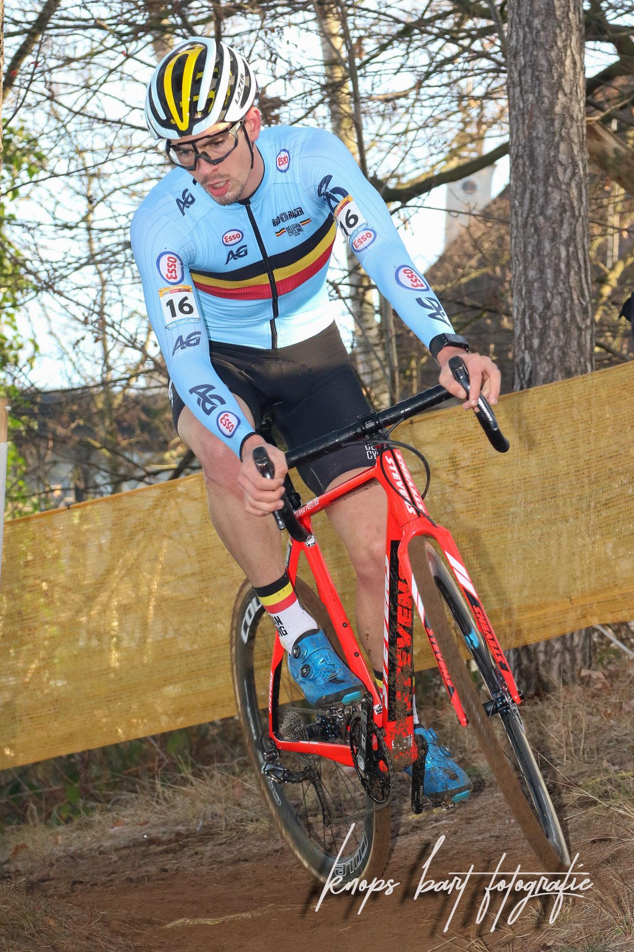 Ryan Cortjens feest nu ook in wereldbekercross Zolder