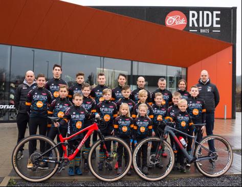 G&N Ride Cycling team heeft een hart voor de jeugd