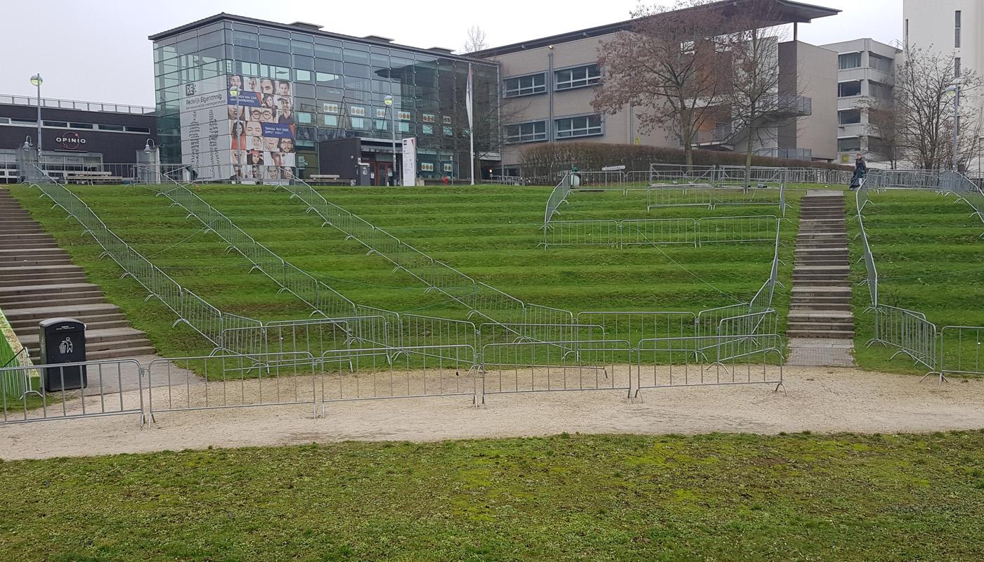 Verrassend en gevarieerd parcours op Brussels Universities Cyclocross