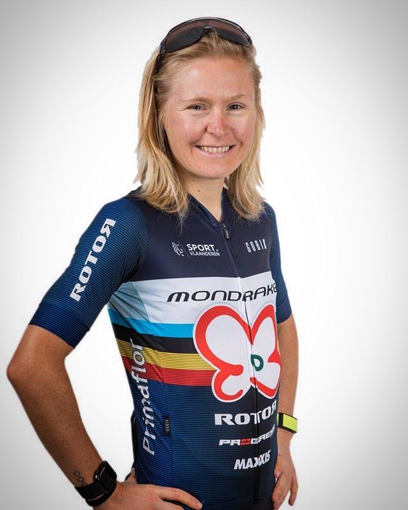 Githa Michiels nam goede seizoensstart