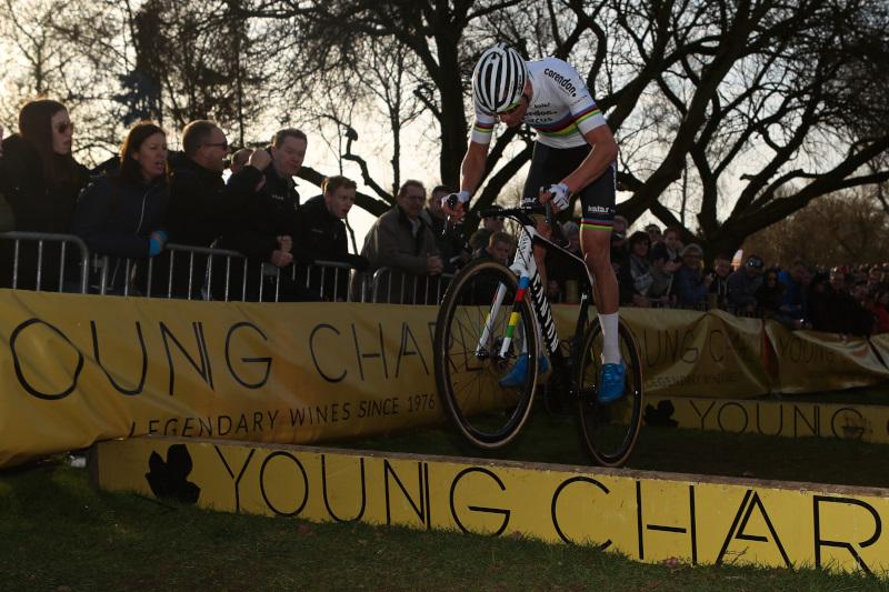 Nieuw op de Soudal Cyclocross Masters: de cyclocross trial