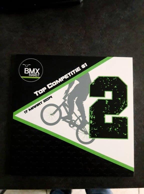 Openingswedstrijd BMX te Ranst