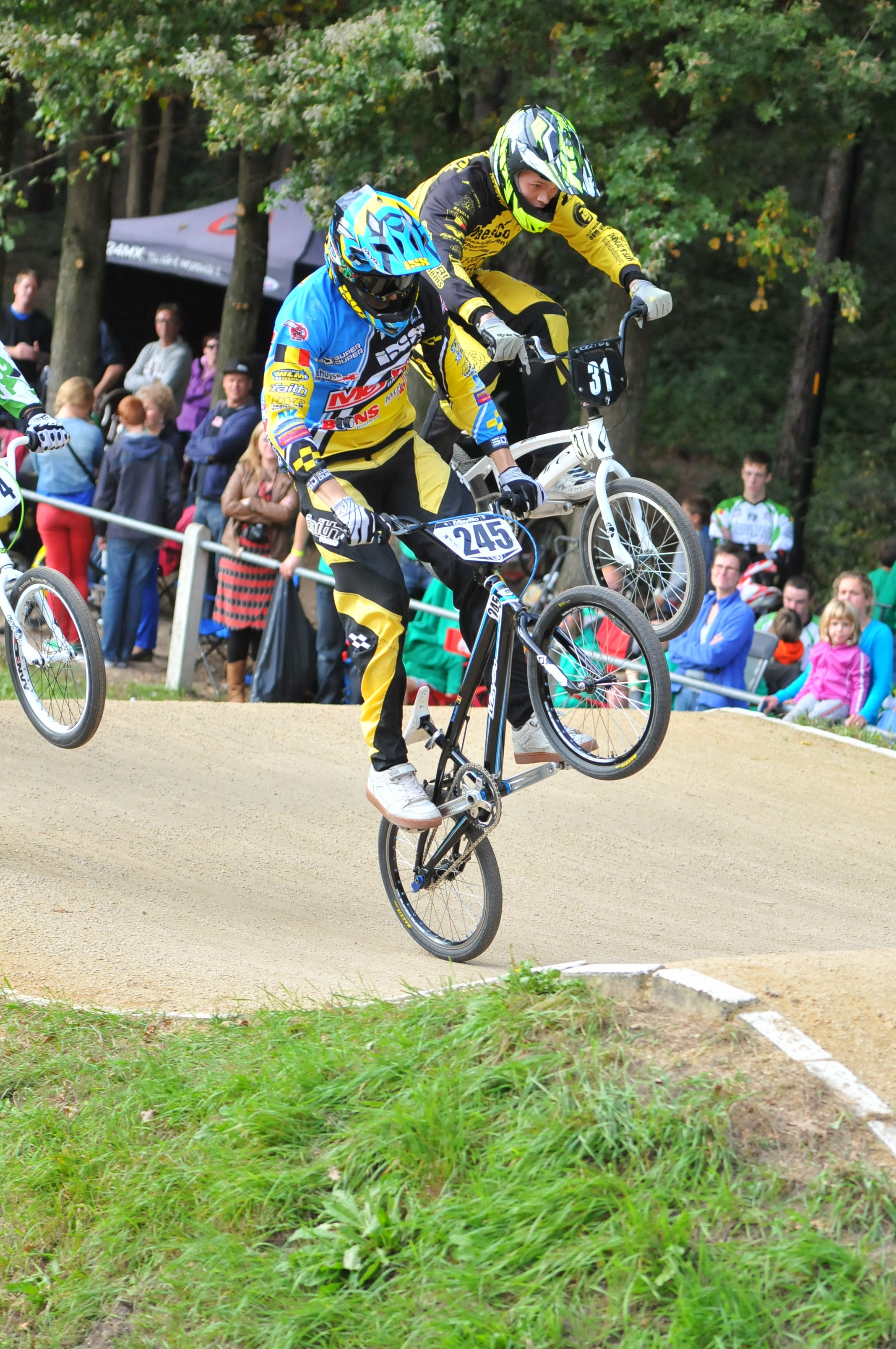UEC BMX Europese Beker is wereldwijd evenement