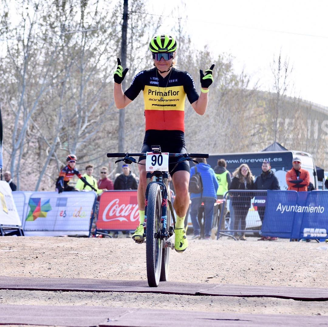 Githa Michiels wint tweede manche Open Espana