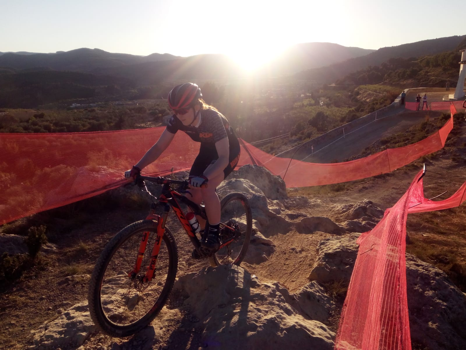 KTM Bikevision bikers op stage in Spanje(dagboek)