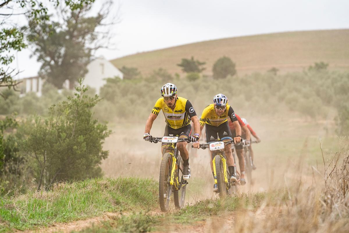 Schurter-Forster winnen ook eerste rit Cape Epic