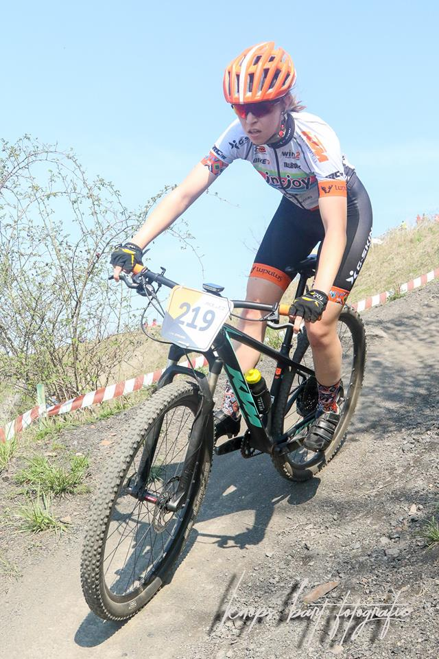 E-Mountainbike lessen op mijnterril Beringen