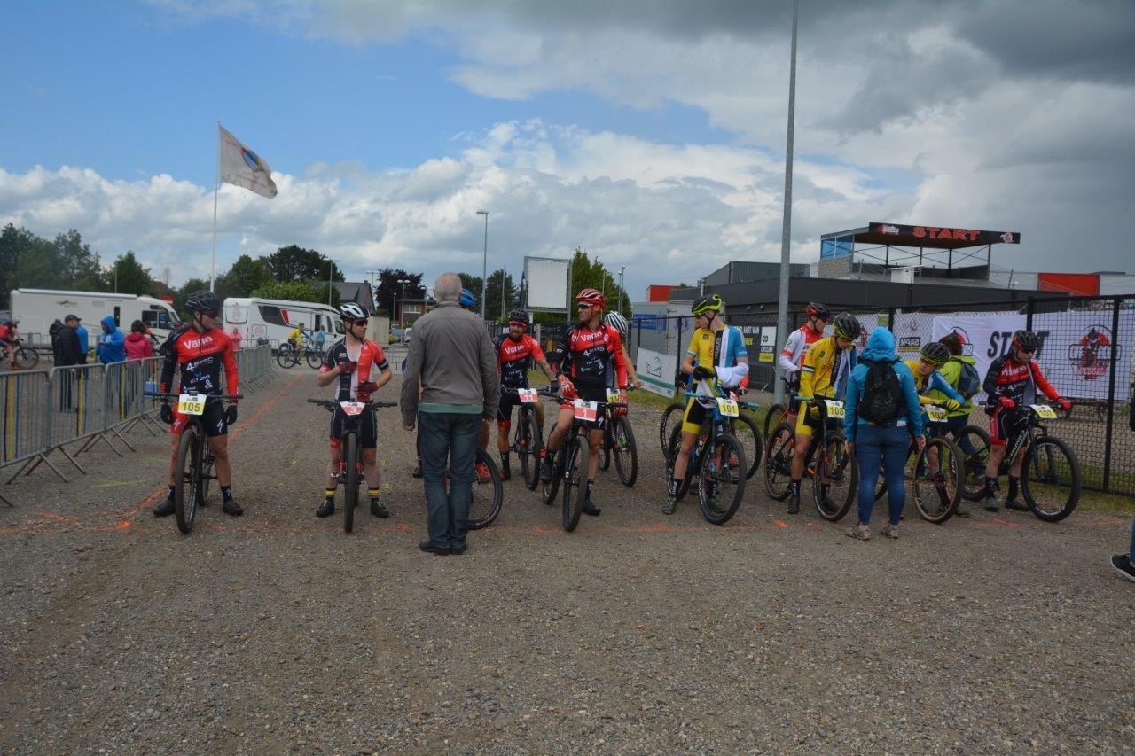 MTB Dessel zorgde voor 3 podiumplaatsen voor de rijders/rijdsters van MTB Vanomobil Cycling Team