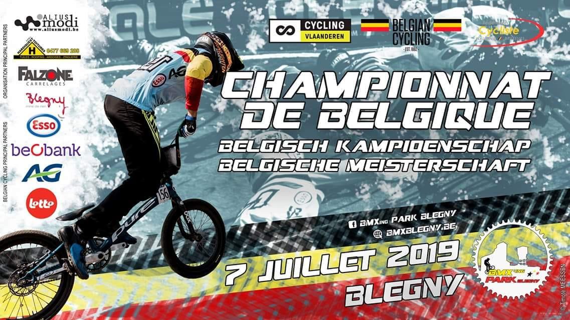 Belgisch Kampioenschap BMX Blegny