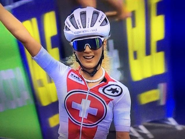 Jolanda Neff Europees kampioene in Brno