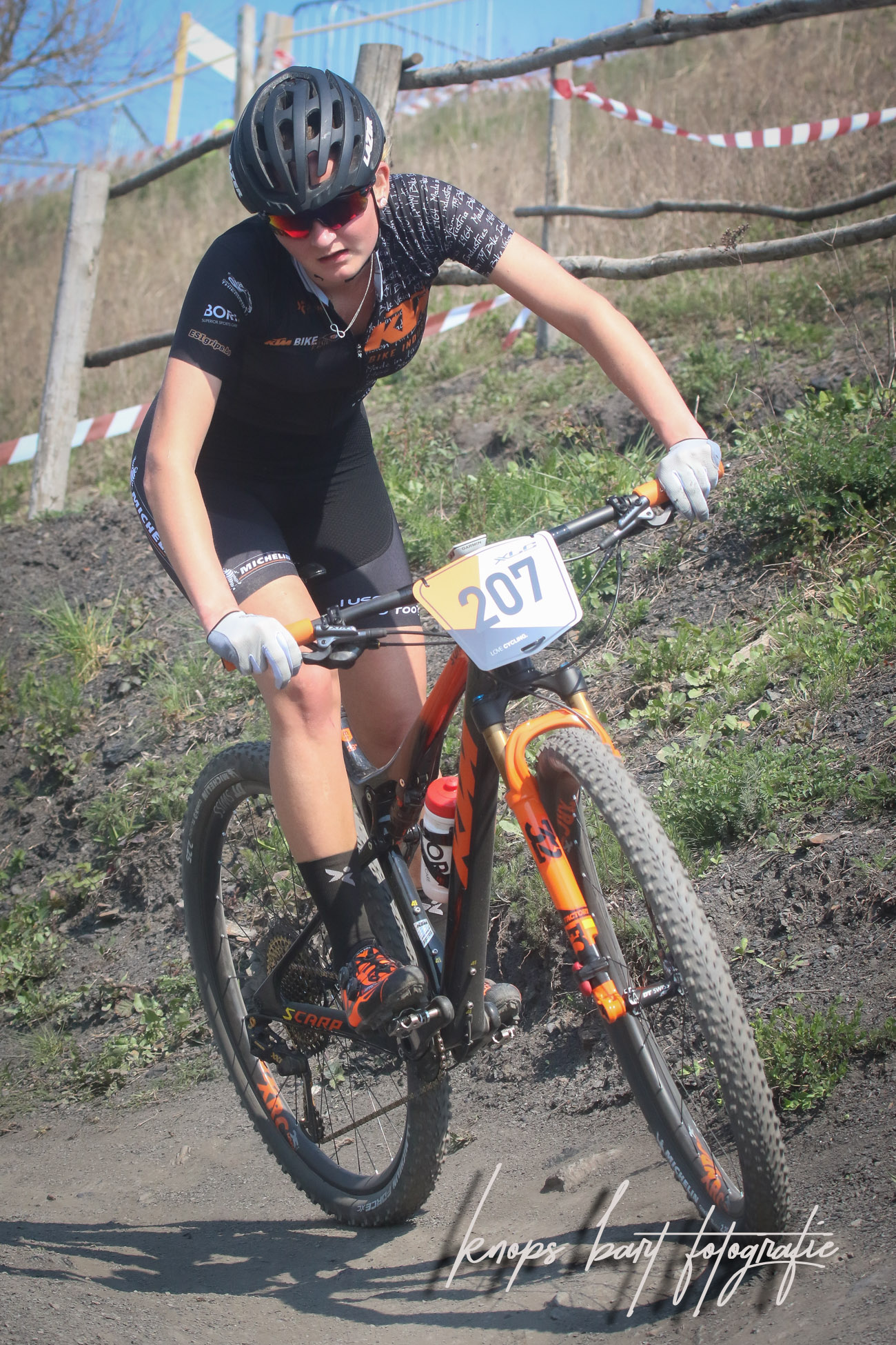 Didi de Vries derde in XCE wereldbeker in Valkenswaard