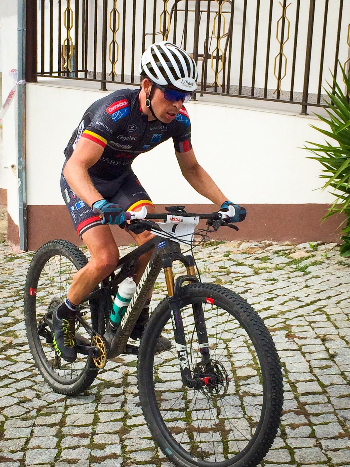 Frans Claes wint UCI Marathon Series in Portugal
