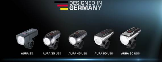 Sigma sport introduceert drie innovatieve koplampen