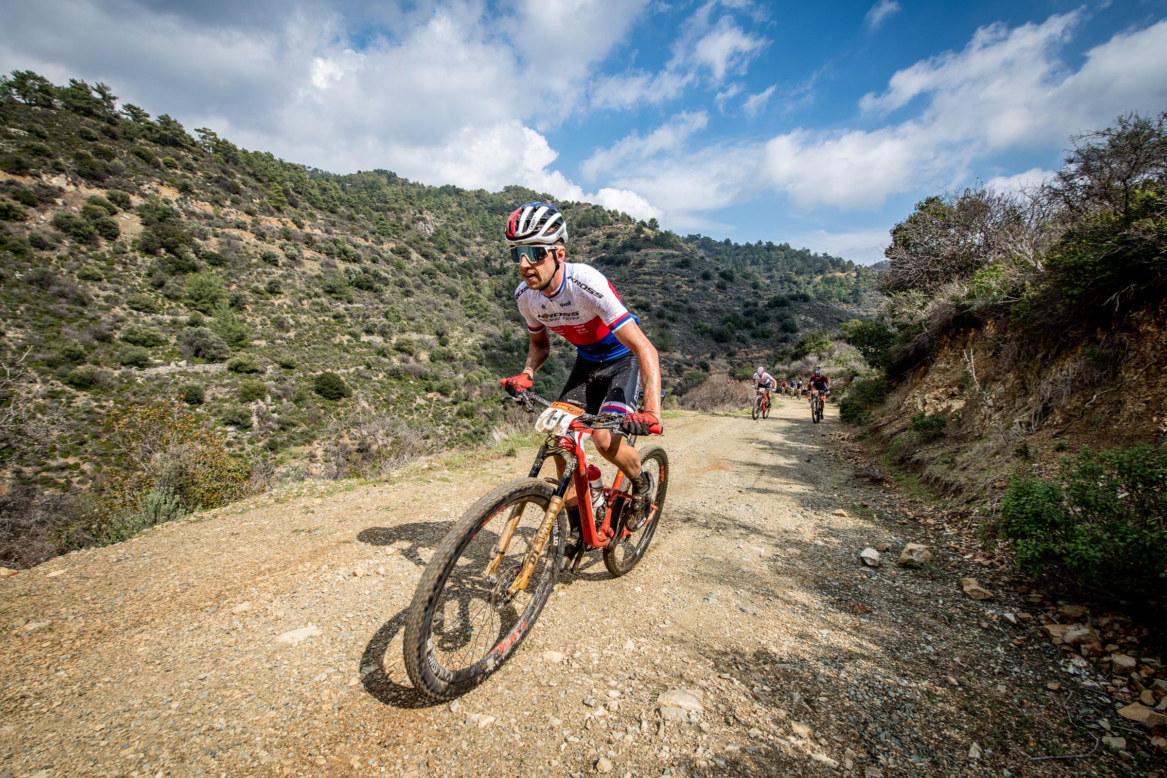 Cink en Langvad solo naar de zege in tweede rit Cyprus Sunshine Epic