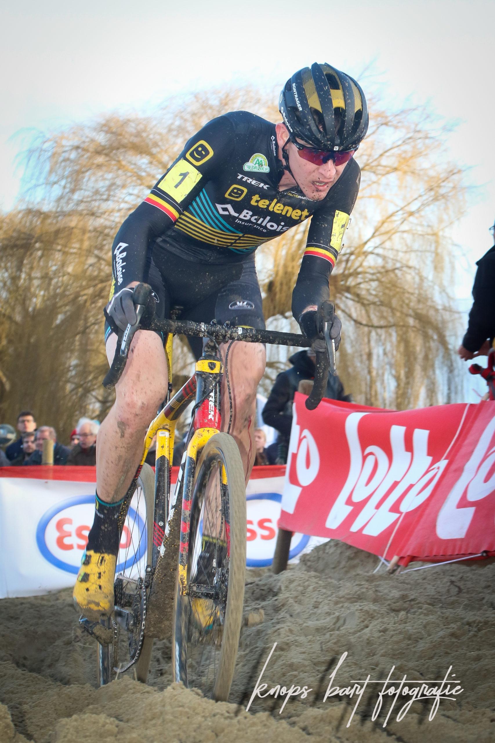 Belgisch kampioen Sweeck en WB-winnaar Aerts favorieten in Parkcross