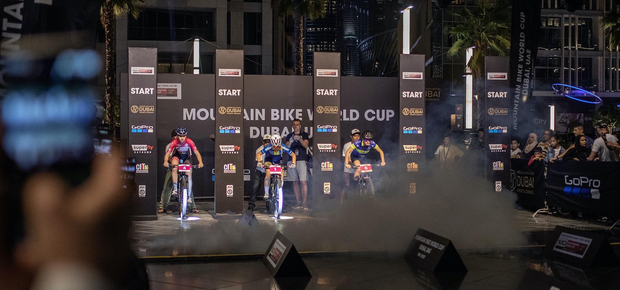 Wereldbeker Eliminator start in Dubai op 6 maart