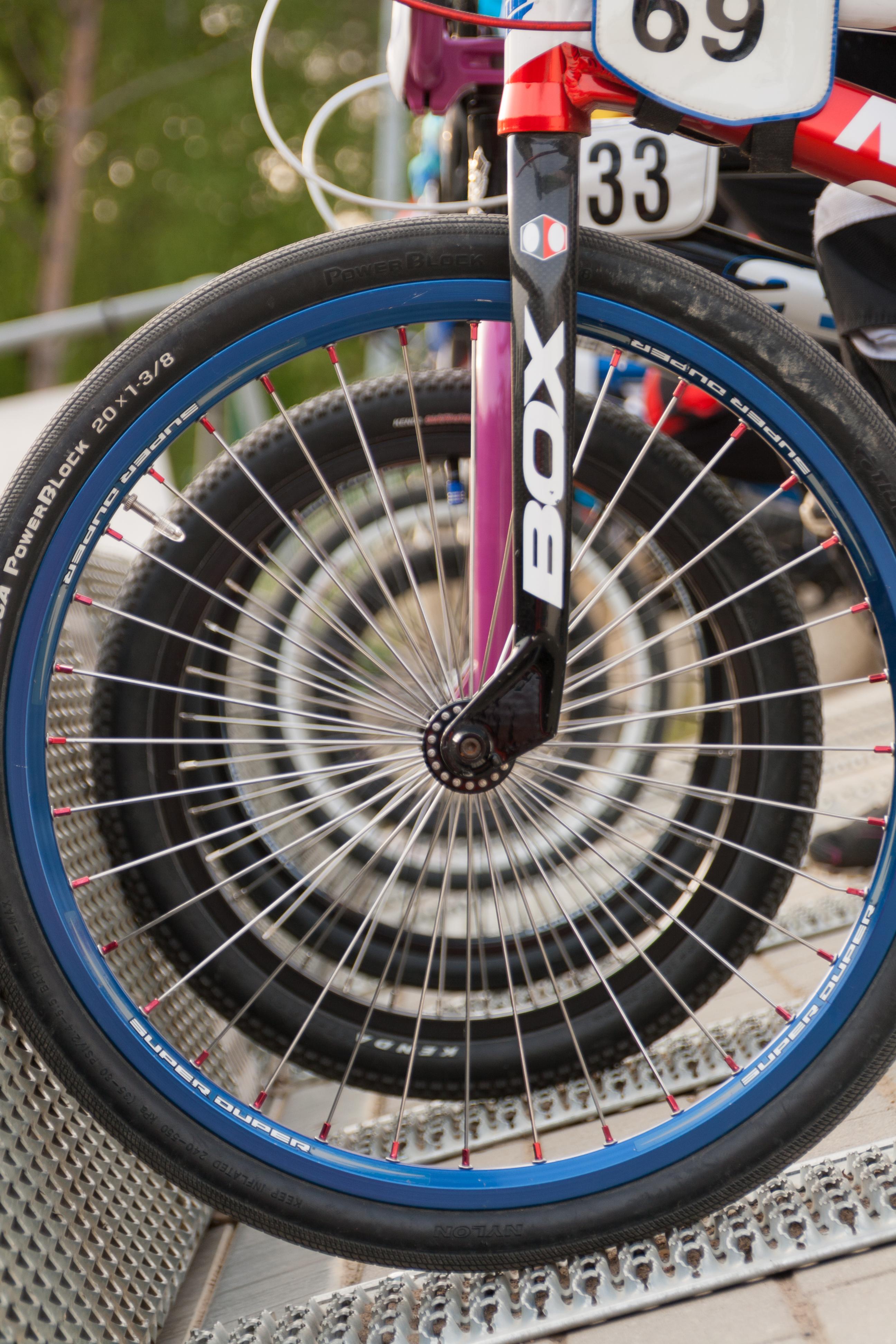 Topsportschool voor BMX-ers tijdens het schooljaar 2020-2021