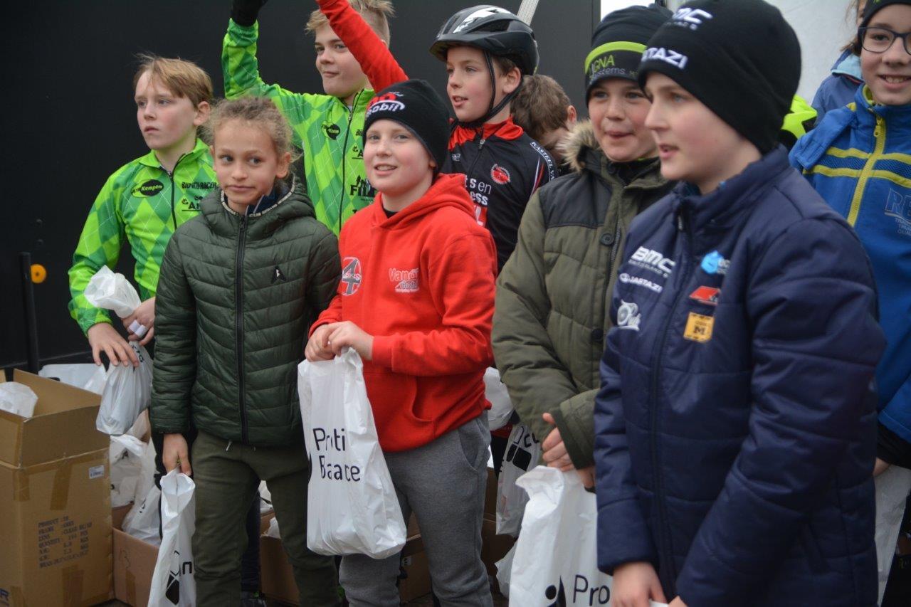 Vier podiumplaatsen voor rijders van MTB Vanomobil Cycling