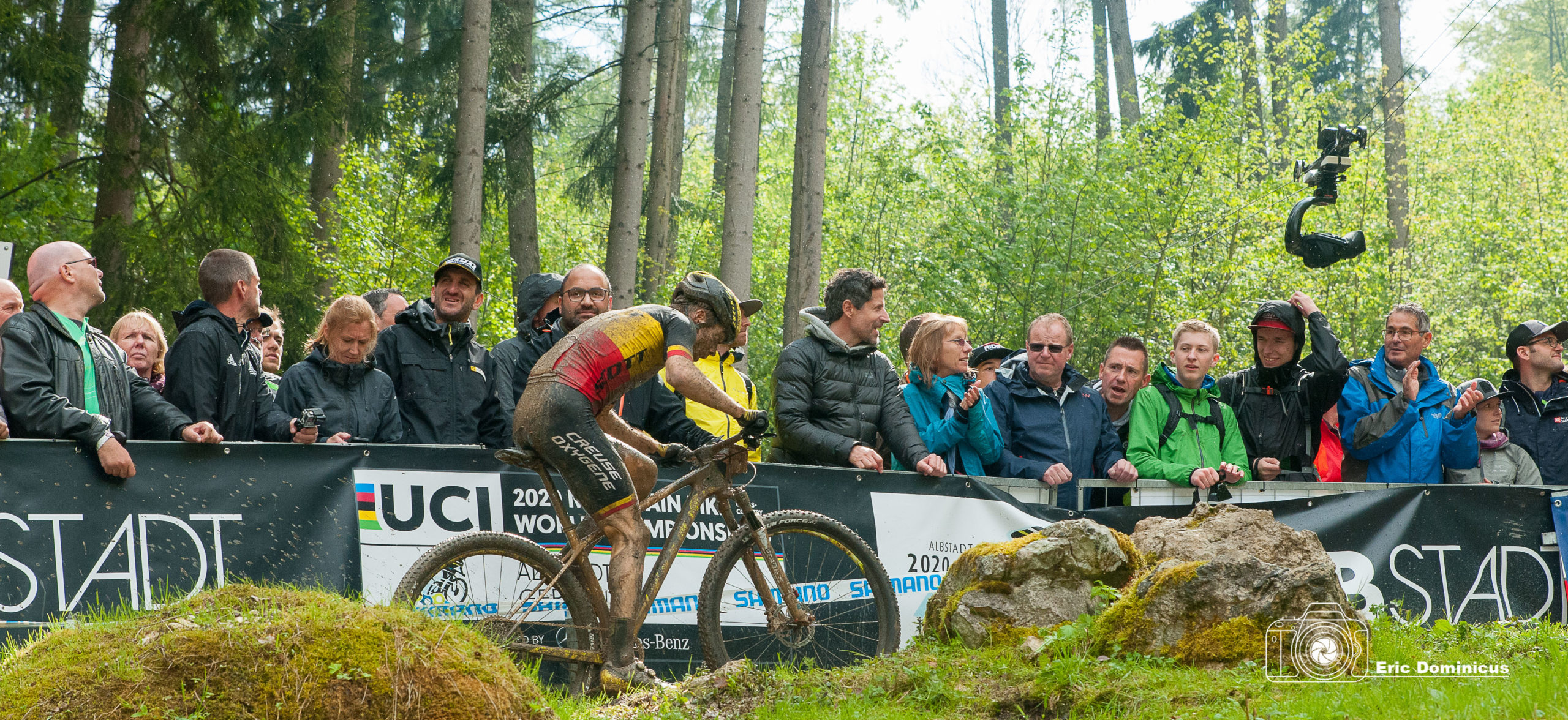 Organisatoren WK mountainbike houden alle opties open