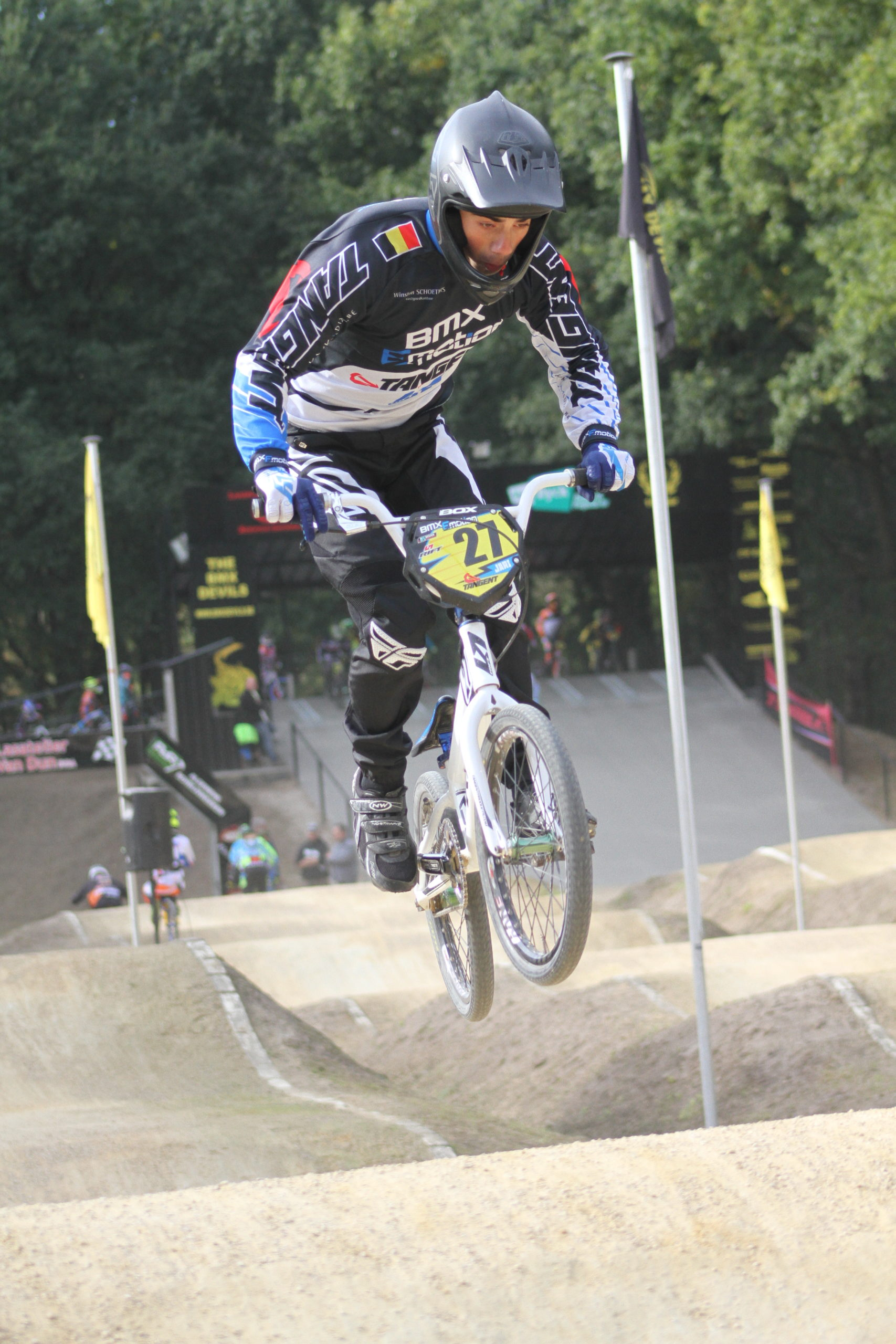 BK BMX Ravels 13 september 2020