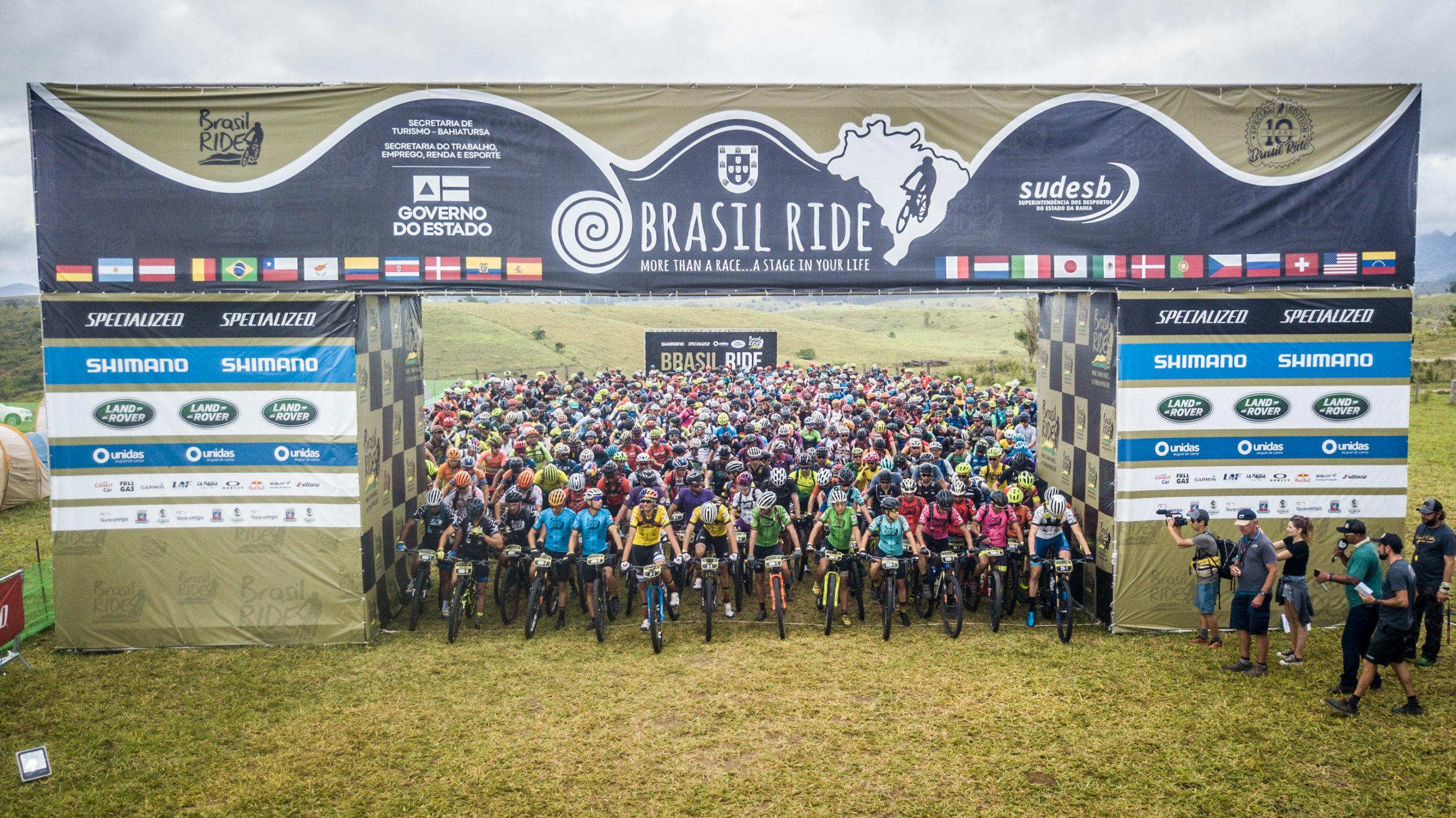 Elfde editie Brasil Ride uitgesteld tot oktober 2021