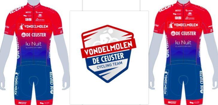 Nieuw Team in het veld : Vondelmolen-De Ceuster Cycling Team