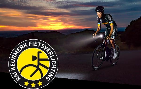 Sigma Sport fietsverlichting nu ook met RAI Keurmerk Fietsverlichting (RKF)