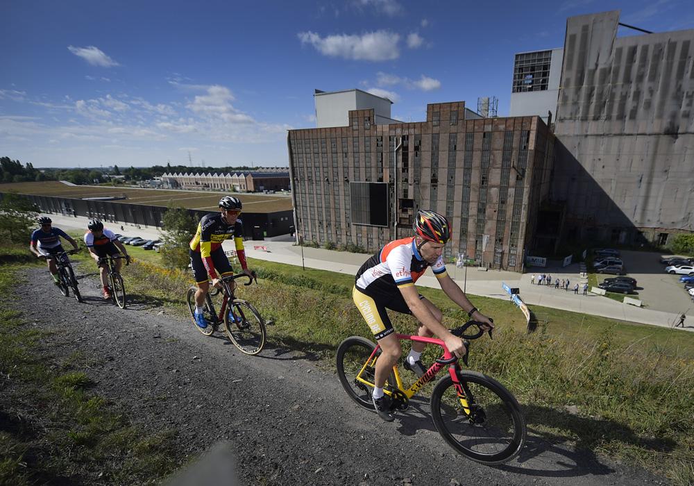 Rapencross Lokeren opent Belgisch veldritseizoen