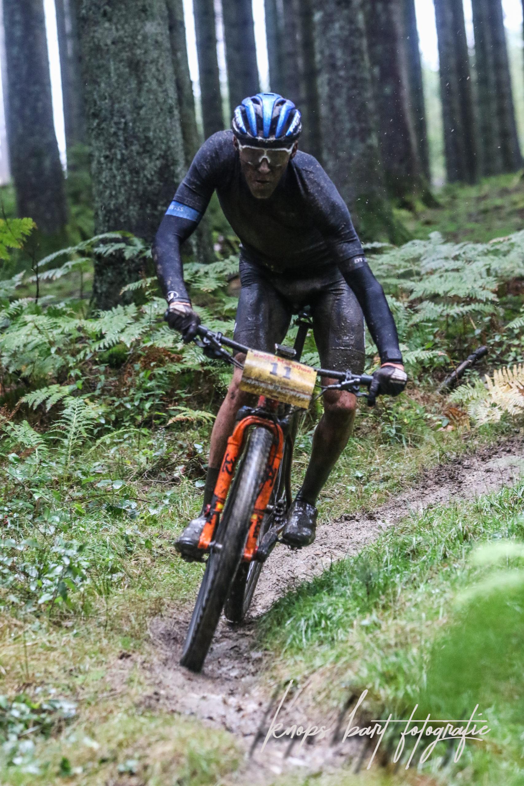 Timo Kielich Belgisch kampioen in epische omstandigheden