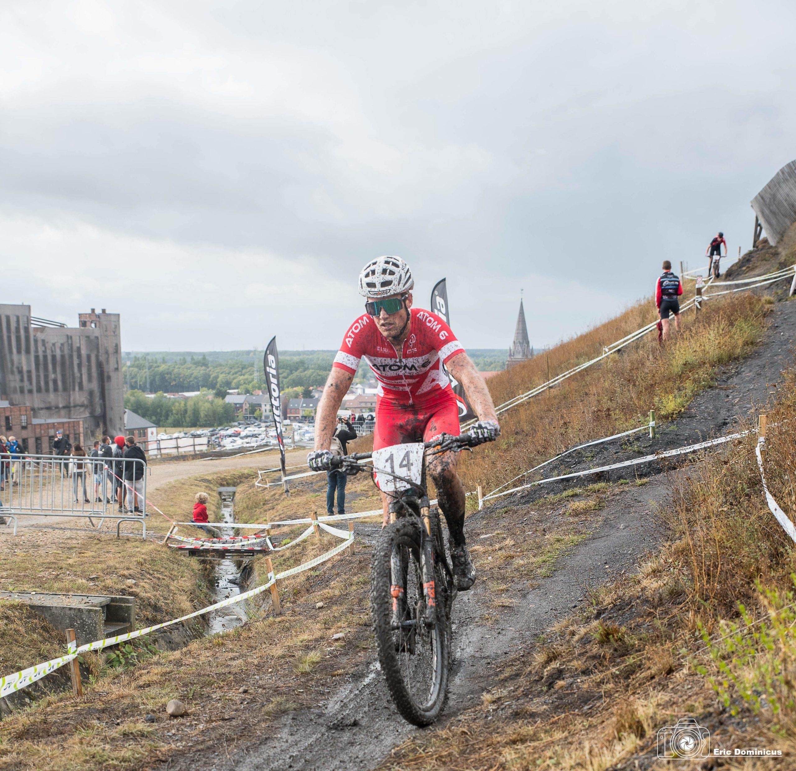 Wout gaat voor goud op BK Marathon in La Roche