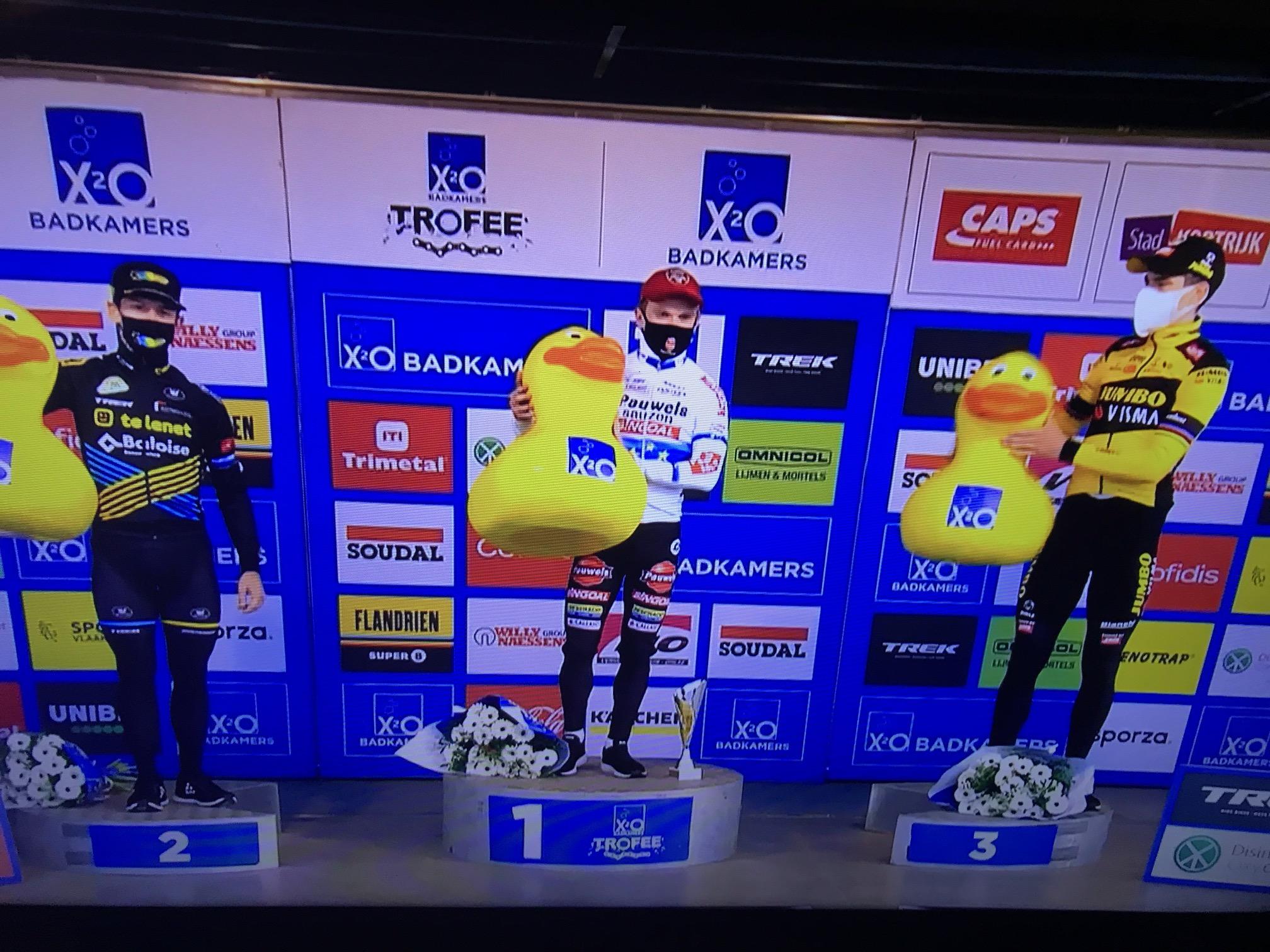 Eli Iserbyt snelste in Kortrijk