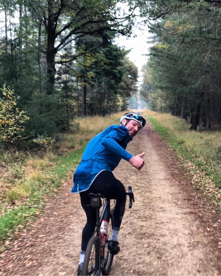 Kevin Panhuyzen stopt met topsport, maar blijft mountainbiken