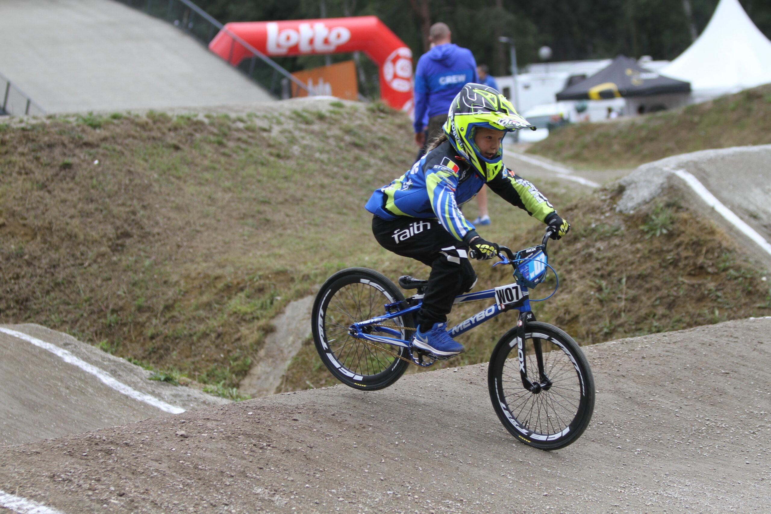 Weer geen EuropaCup BMX in Zolder