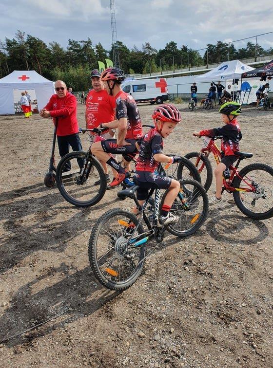 Vanomobil Cycling Team is goed bezig