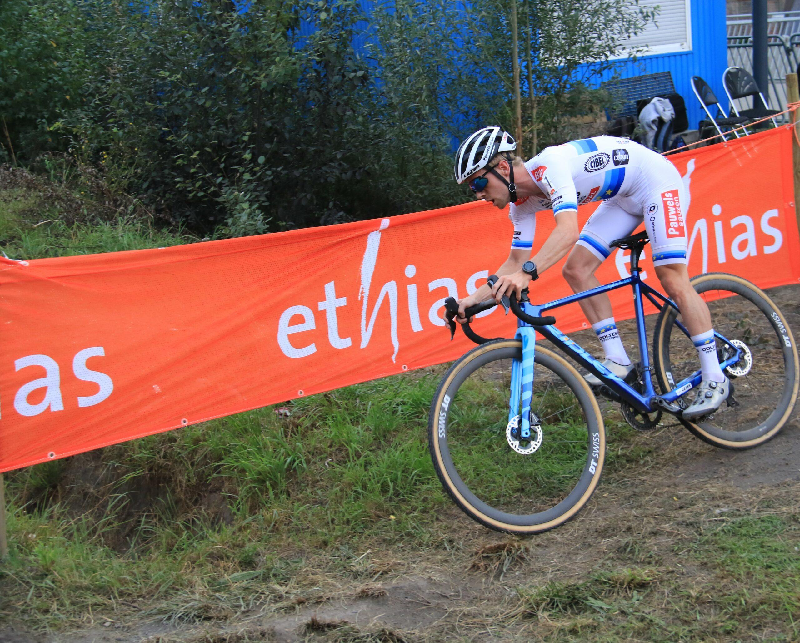 Eli Iserbyt wint tweede Ethias Cross in Beringen
