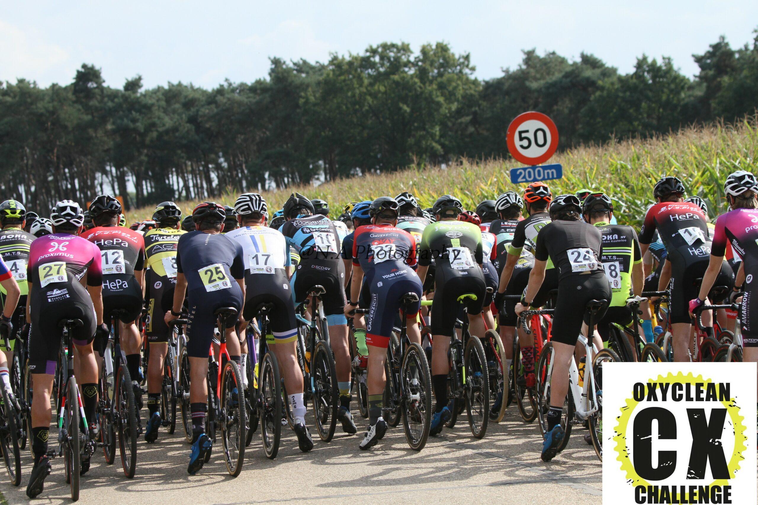 Mooie wedstrijd bij de U23-elites2-elites 3 in Wiekevorst met winst voor Sander De Vet