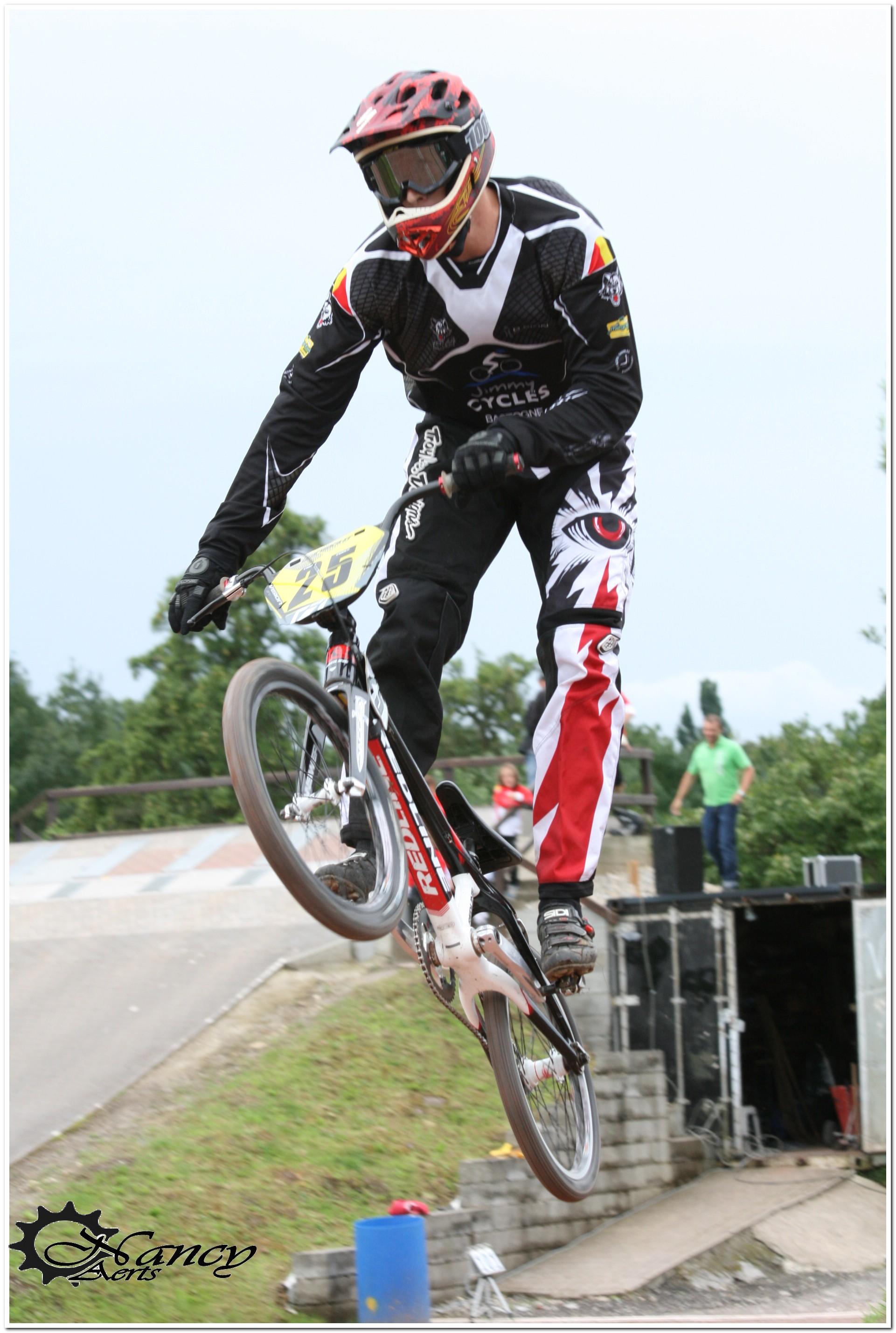Inschrijvingen BMX wedstrijden